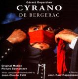 CYRANO DE BERGERAC (MUSIQUE DE FILM) - JEAN-CLAUDE PETIT (CD)