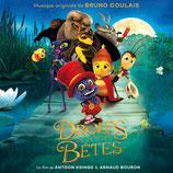 DROLES DE PETITES BETES (MUSIQUE DE FILM) - BRUNO COULAIS (CD)