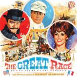 LA GRANDE COURSE AUTOUR DU MONDE (THE GREAT RACE) - HENRY MANCINI (3 CD)