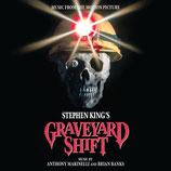 LA CREATURE DU CIMETIERE (GRAVEYARD SHIFT) - ANTHONY  MARINELLI (CD)