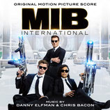 MEN IN BLACK : INTERNATIONAL (MUSIQUE DE FILM) - DANNY ELFMAN (CD)