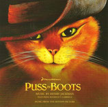 LE CHAT POTTE (PUSS IN BOOTS) MUSIQUE DE FILM - HENRY JACKMAN (CD)