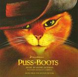 LE CHAT POTTE (PUSS IN BOOTS) MUSIQUE DE FILM - HENRY JACKMAN (CD)