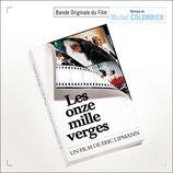 LES ONZE MILLE VERGES / TAROT (MUSIQUE) - MICHEL COLOMBIER (CD)