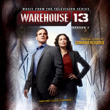 WAREHOUSE 13 - SAISON 2 (MUSIQUE DE SERIE TV) - EDWARD ROGERS (CD)