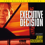 ULTIME DECISION (EXECUTIVE DECISION) MUSIQUE - JERRY GOLDSMITH (CD)