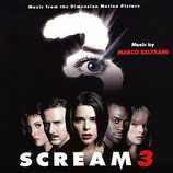 SCREAM 3 (MUSIQUE DE FILM) - MARCO BELTRAMI (CD)