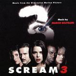 SCREAM 3 (MUSIQUE DE FILM) - MARCO BELTRAMI (CD)
