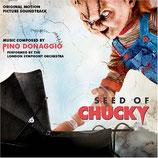 LE FILS DE CHUCKY (SEED OF CHUCKY)  MUSIQUE - PINO DONAGGIO (CD)