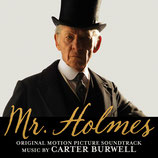 MR HOLMES (MUSIQUE DE FILM) - CARTER BURWELL (CD)