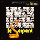 LE SERPENT (MUSIQUE DE FILM) - ENNIO MORRICONE (CD)