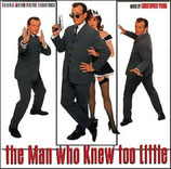 L'HOMME QUI EN SAVAIT TROP PEU (THE MAN WHO KNEW TOO LITTLE) MUSIQUE DE FILM - CHRISTOPHER YOUNG (CD)