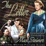 LA LETTRE (THE LETTER) MUSIQUE DE FILM - MAX STEINER (CD)
