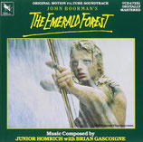 LA FORET D'EMERAUDE (THE EMERALD FOREST) - JUNIOR HOMRICH (CD)