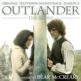 OUTLANDER SEASON 3 (MUSIQUE DE SERIE TV) - BEAR McCREARY (CD)