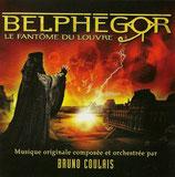 BELPHEGOR LE FANTOME DU LOUVRE (MUSIQUE) - BRUNO COULAIS (CD)