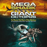 MEGA SHARK VS GIANT OCTOPUS (MUSIQUE) - CHRIS RIDENHOUR (CD)