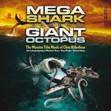 MEGA SHARK VS GIANT OCTOPUS (MUSIQUE) - CHRIS RIDENHOUR (CD)