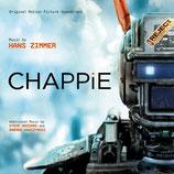 CHAPPIE (MUSIQUE DE FILM) - HANS ZIMMER (CD)