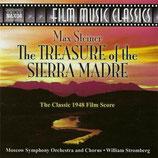 LE TRESOR DE LA SIERRA MADRE (MUSIQUE DE FILM) - MAX STEINER (CD)