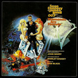 LES DIAMANTS SONT ETERNELS (DIAMONDS ARE FOREVER) - JOHN BARRY (CD)