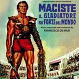 MACISTE CONTRE LES GEANTS (MUSIQUE DE FILM) - FRANCESCO DE MASI (CD)