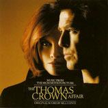THOMAS CROWN (THE THOMAS CROWN AFFAIR) MUSIQUE - BILL CONTI (CD)