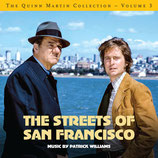 THE QUINN MARTIN COLLECTION VOL 3 - LES RUES DE SAN FRANCISCO (2 CD)