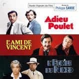 ADIEU POULET / L'ETOILE DU NORD (MUSIQUE) - PHILIPPE SARDE (CD)