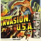 INVASION USA / TORMENTED (MUSIQUE DE FILM) - ALBERT GLASSER (CD)