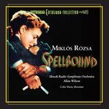 LA MAISON DU DOCTEUR EDWARDES (SPELLBOUND) - MIKLOS ROZSA (CD)
