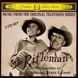L'HOMME A LA CARABINE (THE RIFLEMAN) MUSIQUE - HERSCHEL BURKE GILBERT (2 CD)