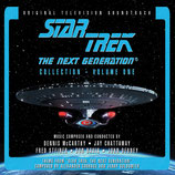 STAR TREK : LA NOUVELLE GENERATION (VOL 1) - DENNIS McCARTHY (3 CD)