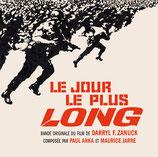LE JOUR LE PLUS LONG (MUSIQUE DE FILM) - MAURICE JARRE (CD)