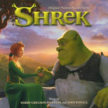 SHREK (MUSIQUE DE FILM) - HARRY GREGSON-WILLIAMS - JOHN POWELL (CD)