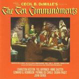LES DIX COMMANDEMENTS (MUSIQUE DE FILM) - ELMER BERNSTEIN (CD)