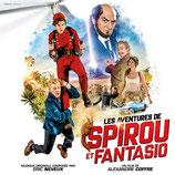 LES AVENTURES DE SPIROU ET FANTASIO (MUSIQUE) - ERIC NEVEUX (CD)