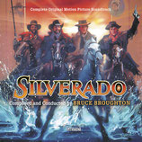 SILVERADO (MUSIQUE DE FILM) - BRUCE BROUGHTON (2 CD)