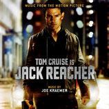 JACK REACHER (MUSIQUE DE FILM) - JOE KRAEMER (CD)