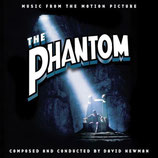 LE FANTOME DU BENGALE (THE PHANTOM) MUSIQUE - DAVID NEWMAN (CD)