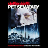 SIMETIERRE (PET SEMATARY) - MUSIQUE DE FILM - ELLIOT GOLDENTHAL (CD)