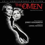 LA MALEDICTION (THE OMEN) MUSIQUE DE FILM - JERRY GOLDSMITH (CD)