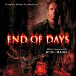 LA FIN DES TEMPS (END OF DAYS) MUSIQUE DE FILM - JOHN DEBNEY (CD)