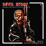 IL ETAIT UNE FOIS LE DIABLE (DEVIL STORY) MUSIQUE - PAUL PIOT (CD)