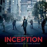 INCEPTION (MUSIQUE DE FILM) - HANS ZIMMER (CD)