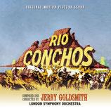 RIO CONCHOS (MUSIQUE DE FILM - INTRADA 2021) - JERRY GOLDSMITH (CD)