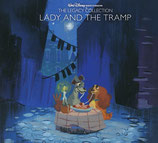 LA BELLE ET LE CLOCHARD (LADY AND THE TRAMP) - OLIVER WALLACE (2 CD)