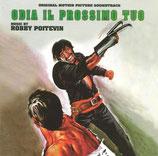 LE SALAIRE DE LA HAINE (ODIA IL PROSSIMO TUO) MUSIQUE - ROBBY POITEVIN (CD)