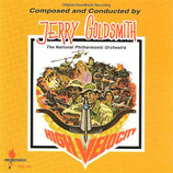 HAUTE TENSION (HIGH VELOCITY) - MUSIQUE DE FILM - JERRY GOLDSMITH (CD)