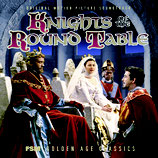 LES CHEVALIERS DE LA TABLE RONDE (MUSIQUE) - MIKLOS ROZSA (2 CD)